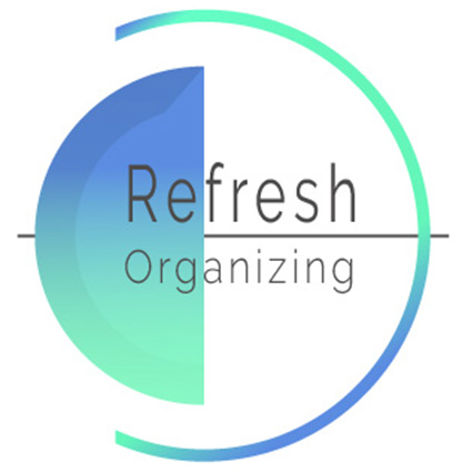 Refresh Organizing