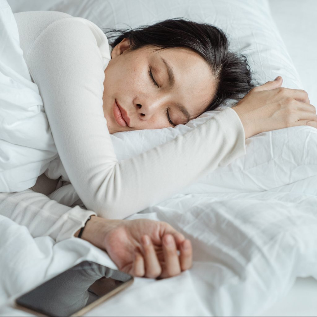 Een goede slaap is het halve werk