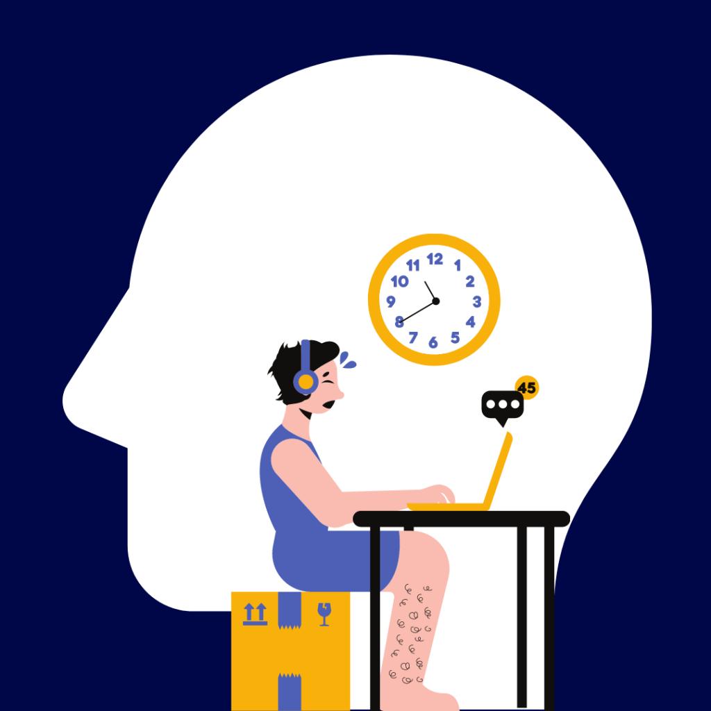 Hoe ondersteun je medewerkers bij het vinden van een goede mentale balans?